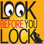 look before lock